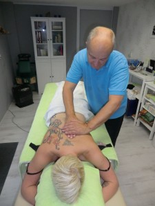 Therapeutische Massage