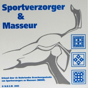 sport masseur